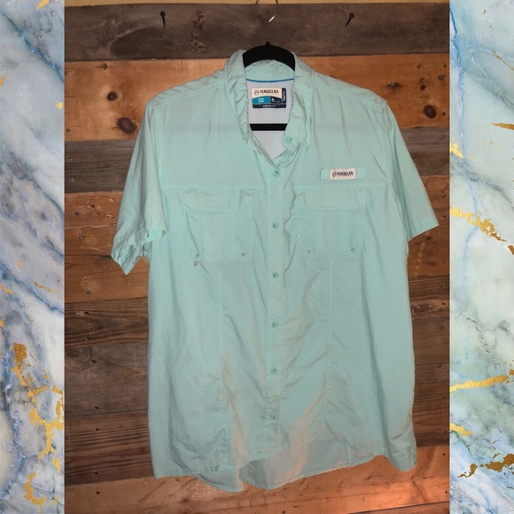 magellan angler fit shirt - 580×580